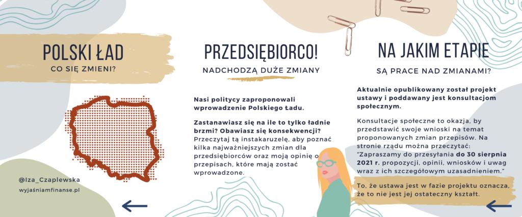 Polski ład zmiany dla przedsiębiorców