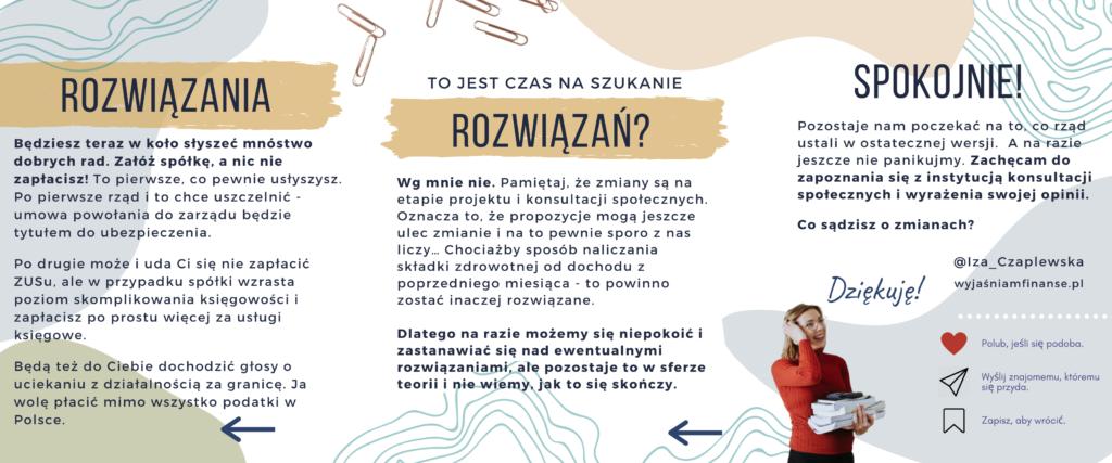 polski ład jak uniknąć