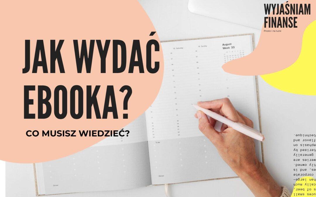 E-book jaka stawka VAT i czy trzeba być VATowcem?